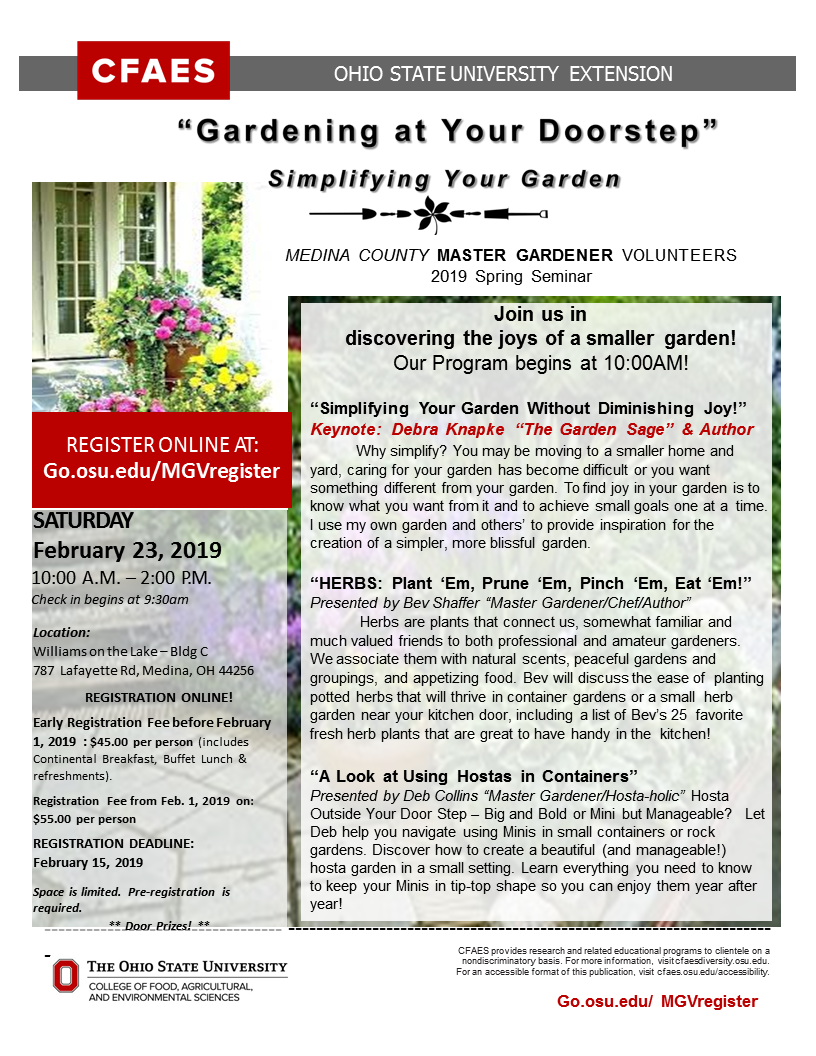 Gardening At Your Doorstep 1
